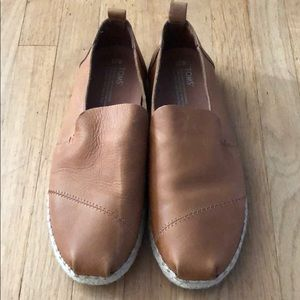 Leather toms